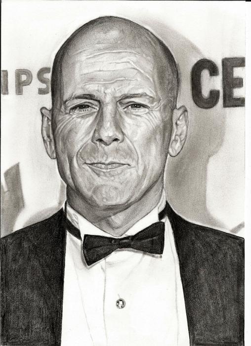 Bruce Willis par kasparov42